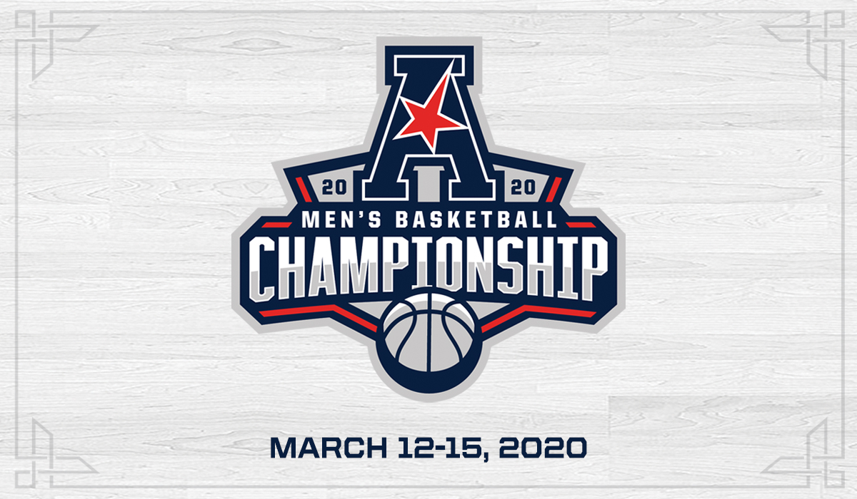 AAC Men's Basketball Championship_Event Graphic