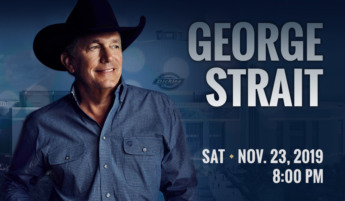 George Strait Second Performance