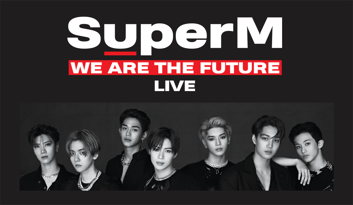 SuperM on Nov. 11