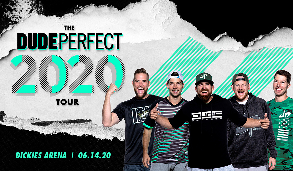Dude Perfect 2020 Event Image