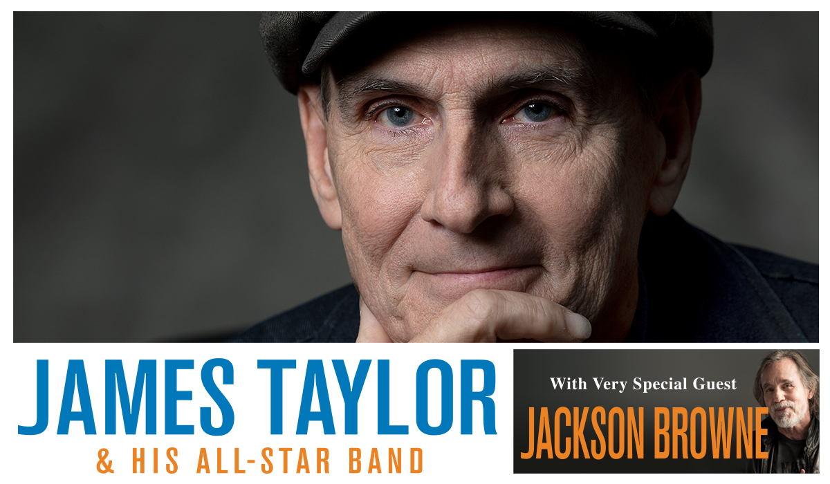 James Taylor 2020_Event Page